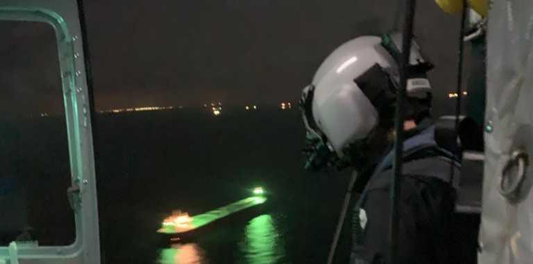 RACQ Capricorn Rescue on a late night rescue off Gladstone
