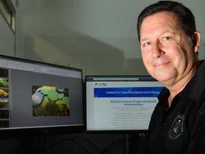 Former FBI agent sharing secret skills to students