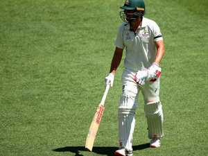 Aussies in strife as Warner falls to all-time screamer