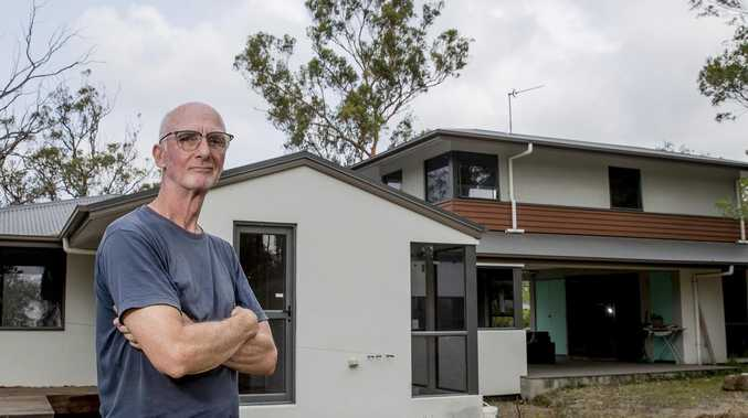 Inside Coast pensioner's $500k house of horrors