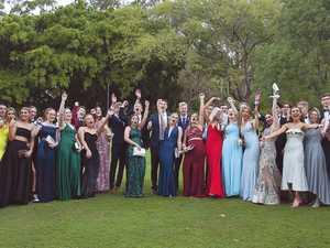 FORMALS & GRADS: Ipswich Girls' Grammar School