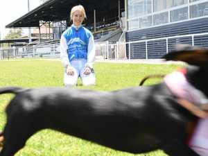 Jockey Elyce Smith and Billie at Callaghan Park
