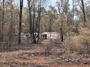 Cypress Gardens house fire