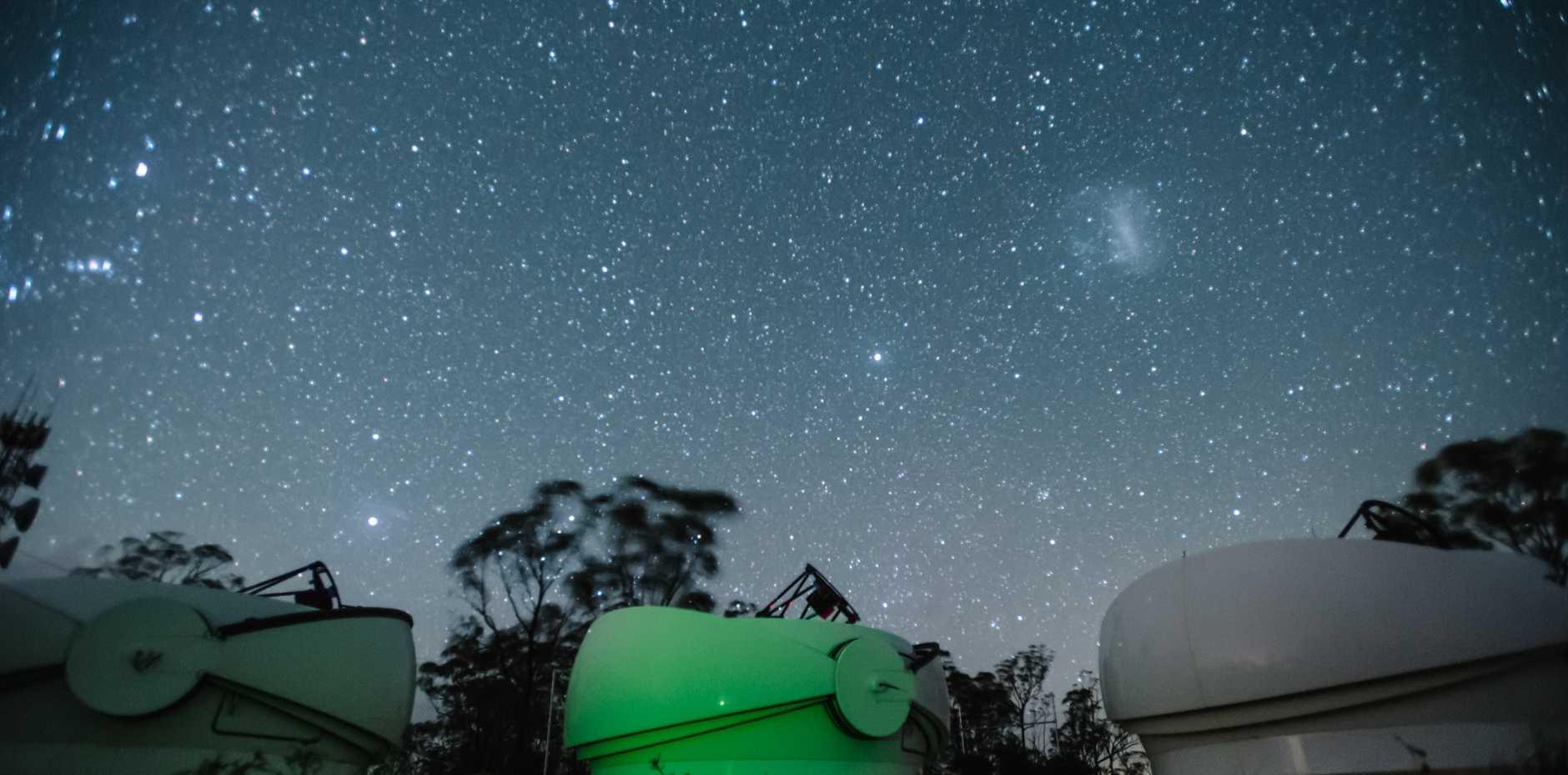 The USQ Mount Kent Observatory.