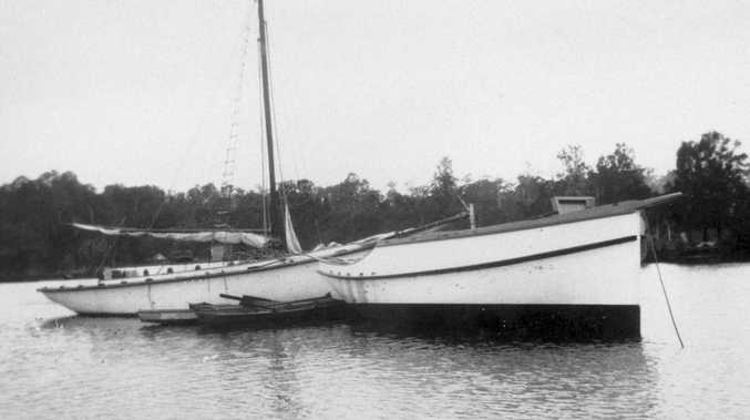 Coastal and river vessels of yesteryear