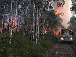 Are our bush fires more out of control?