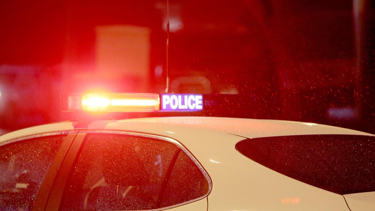 Police and emergency services attended a crash on the Gore Highway last night.