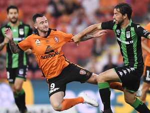 Verbal stoush follows Roar loss
