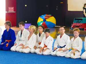 Judo athletes recognised for their progress