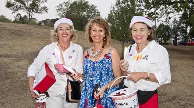 PHOTOS: Carols spread Christmas cheer in Toowoomba