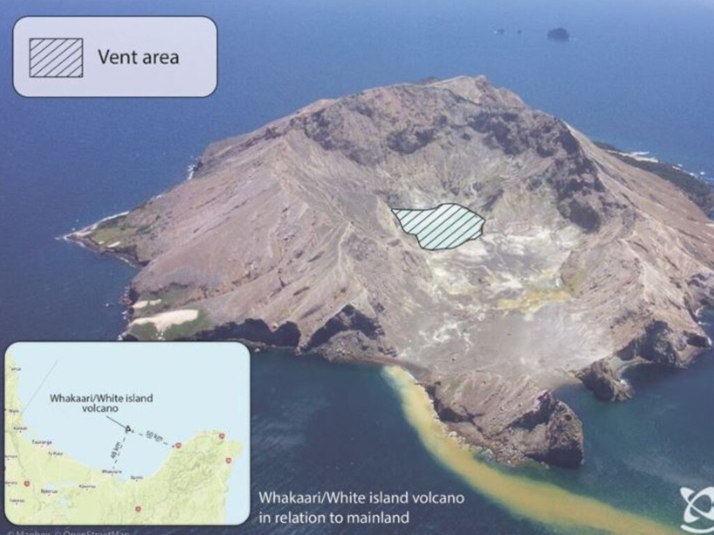 White Island. Picture: Supplied