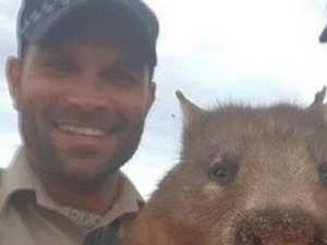 Police officer 'sorry' for killing wombat