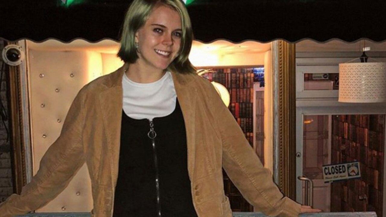 Barnard College student Tessa Majors. Picture: Instagram