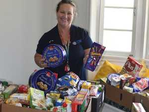 Eight local families to benefit from food drive generosity