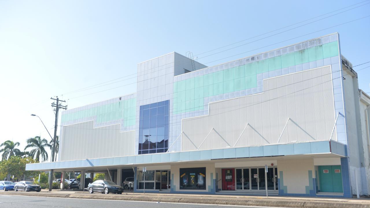 Mackay BCC Cinemas, on Gordon St.
