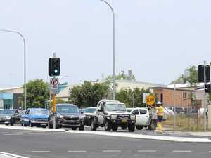 BRAVE NEW WORLD: Traffic lights turned on