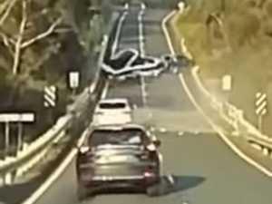 'Stupid' driver slammed after crash