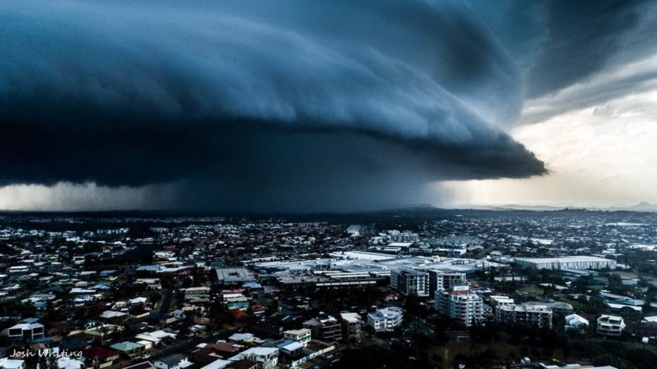 Severe thunderstorms are expected in Brisbane this afternoon. Photo: Josh Whiting Photos