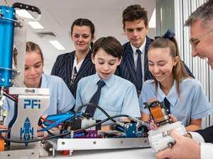 Schools to have 'rocket-in-a-suitcase' program