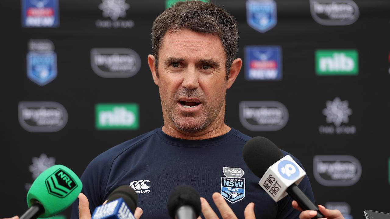 Brad Fittler wants to address Latrell Mitchell's issues face-to-face.