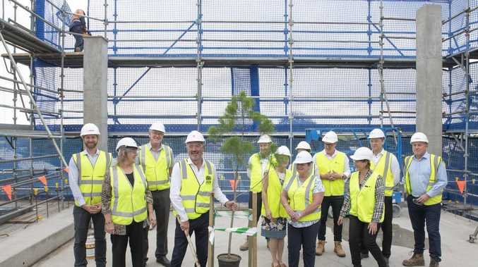 Hospital on top for new care section New hospital will need plan money