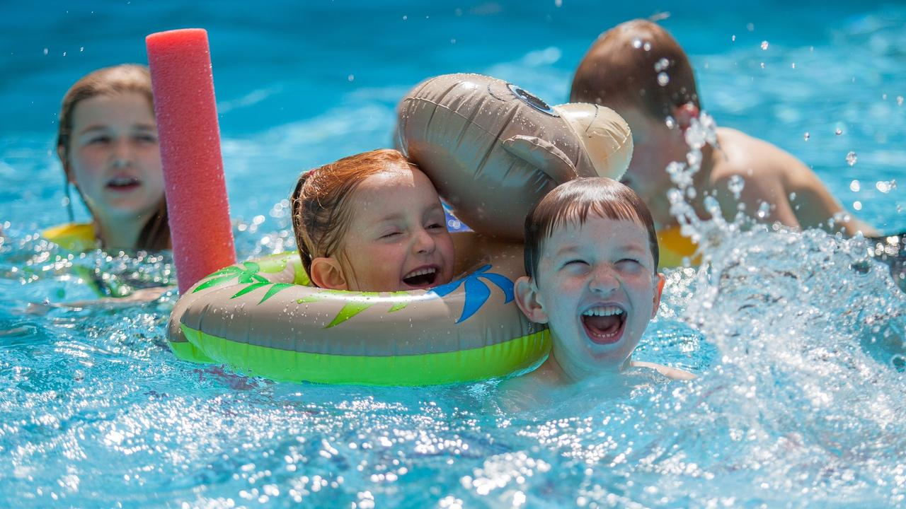 SUMMER FUN: More than 20 activities for the children to enjoy these school holidays.