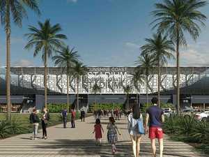 KICK OFF: Design plans for $68m stadium expansion revealed