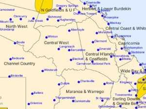 WARNING: Severe storm headed for Nanango