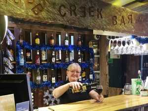 Spend New Year's Eve at the Scrubby Creek Bar