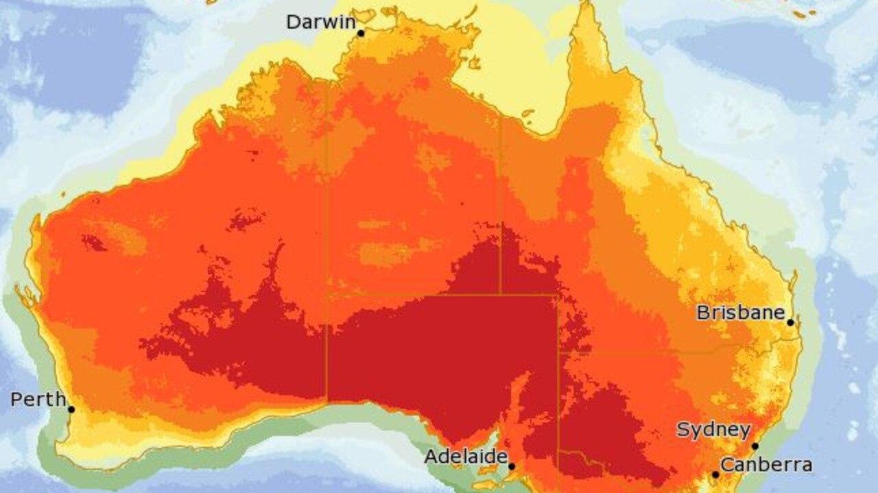 The Bureau of Meteorology (BOM) is forecasting record-breaking hot weather next week.