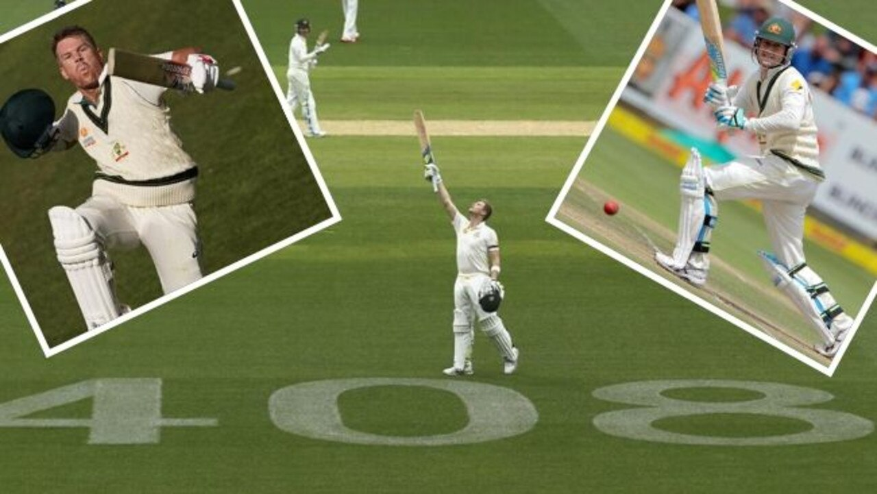 Who had the best Australian innings of the decade?