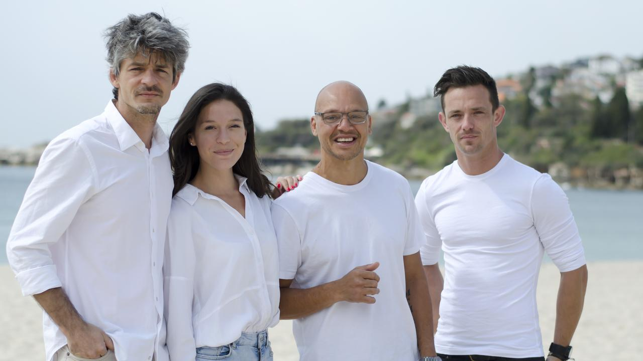 Pucca owners (from left) Cecyl, Emilie, Neale and Jake.