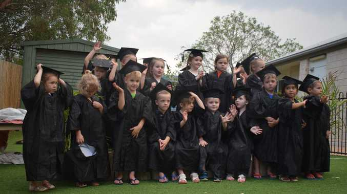 GALLERY: Kindy kids celebrate their graduation milestone