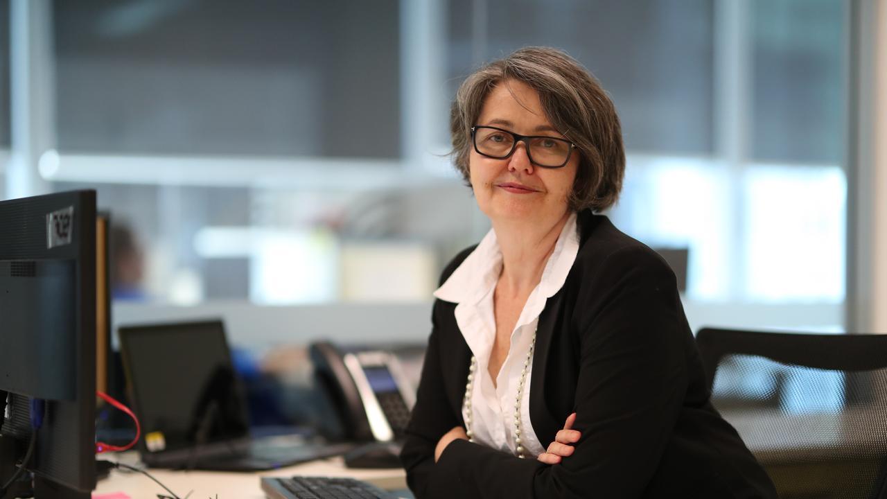 Independent assessor Kathleen Florian. Pic Peter Wallis