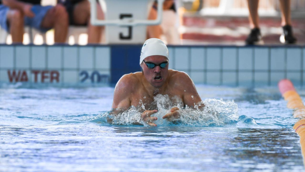 Matthew Richardson will be gunning for gold at the state championships in Brisbane.