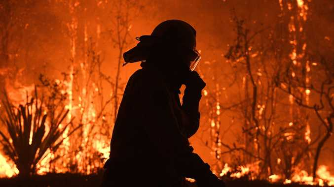 FIRE STORM: RFS captain recalls night hell paid a visit