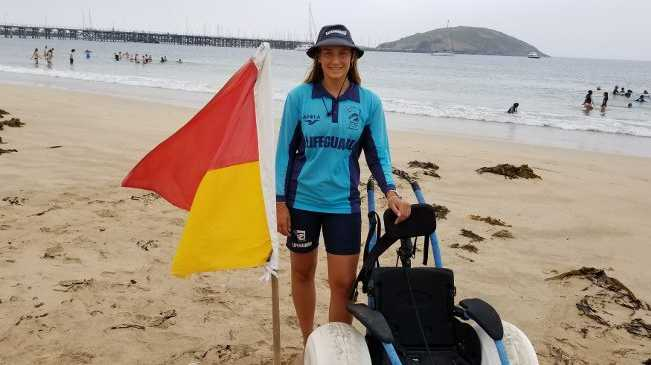JETTING IN: New patrol site this summer for local lifeguards