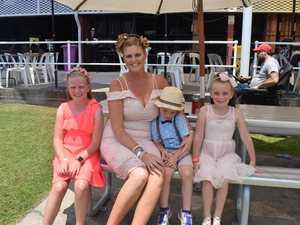 Annabelle, 10, Julieanne, David ,4 , and Daisy Bryce