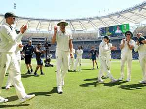 Paine opts against follow-on after Starc skittles Kiwis