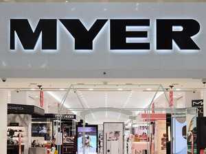 Myer registers go down in Christmas frenzy