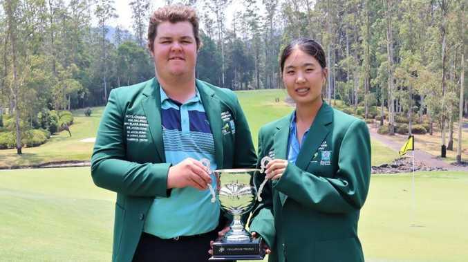 Gun juniors snare green jackets