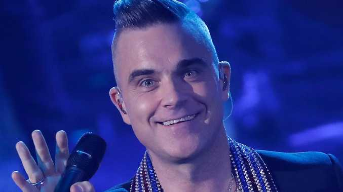 Robbie Williams steals Christmas with new No.1 album