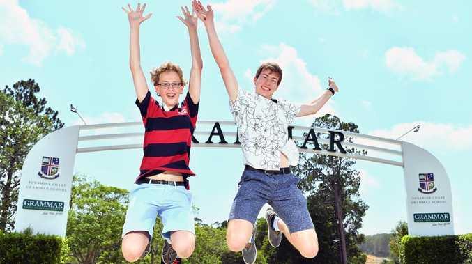 Coast's OP1 students celebrate their efforts