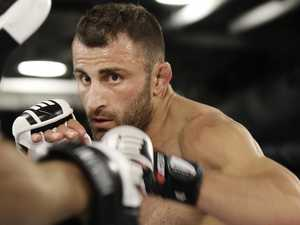 This Aussie who could be a UFC champ on Sunday