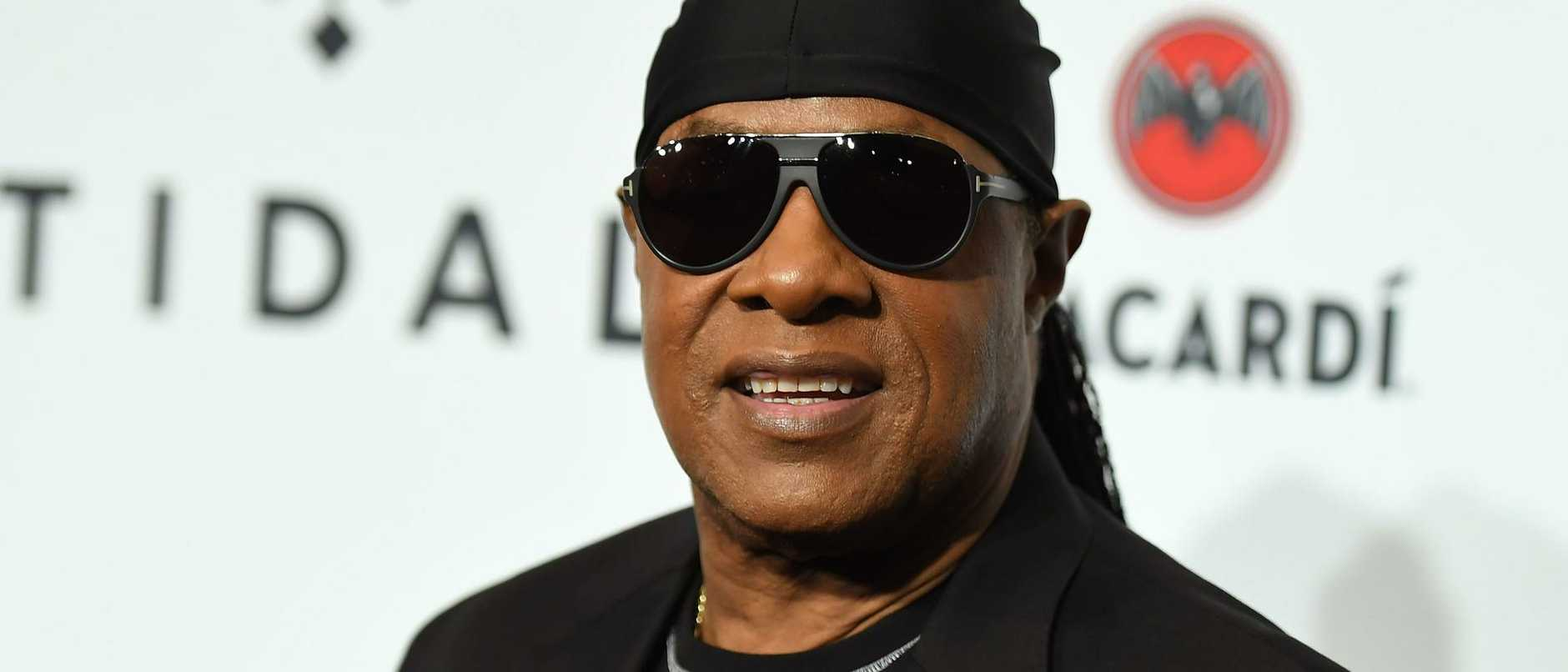 Conspiracy theorists have long speculated on Stevie Wonder's blindness.