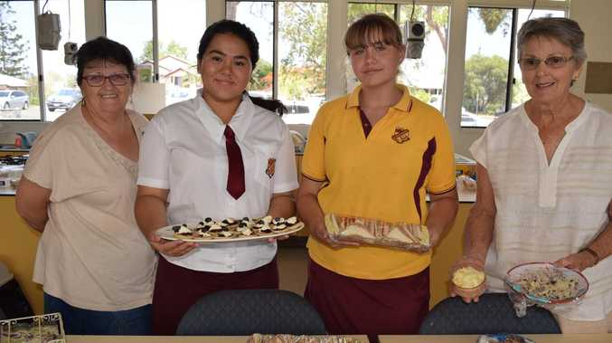 Biggenden State School recognises its volunteers