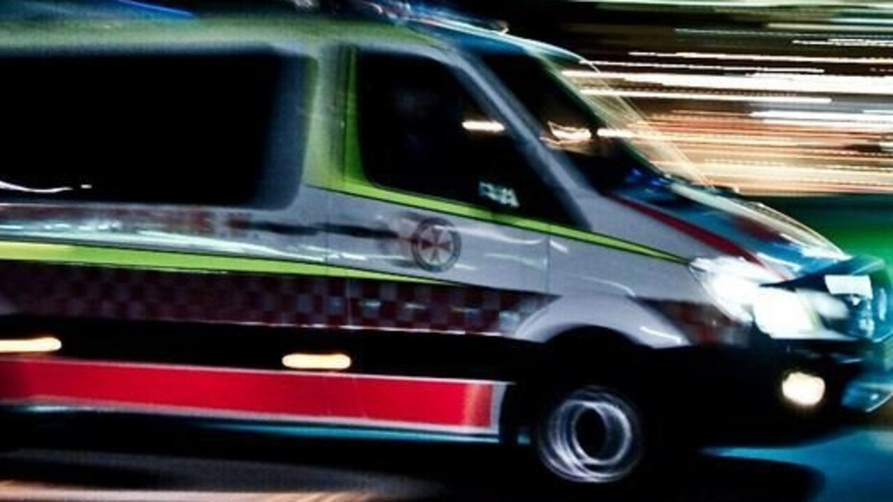 CRASH ROLLOVER: Two patients were hospitalised with minor injuries after a crash near Gympie last night.