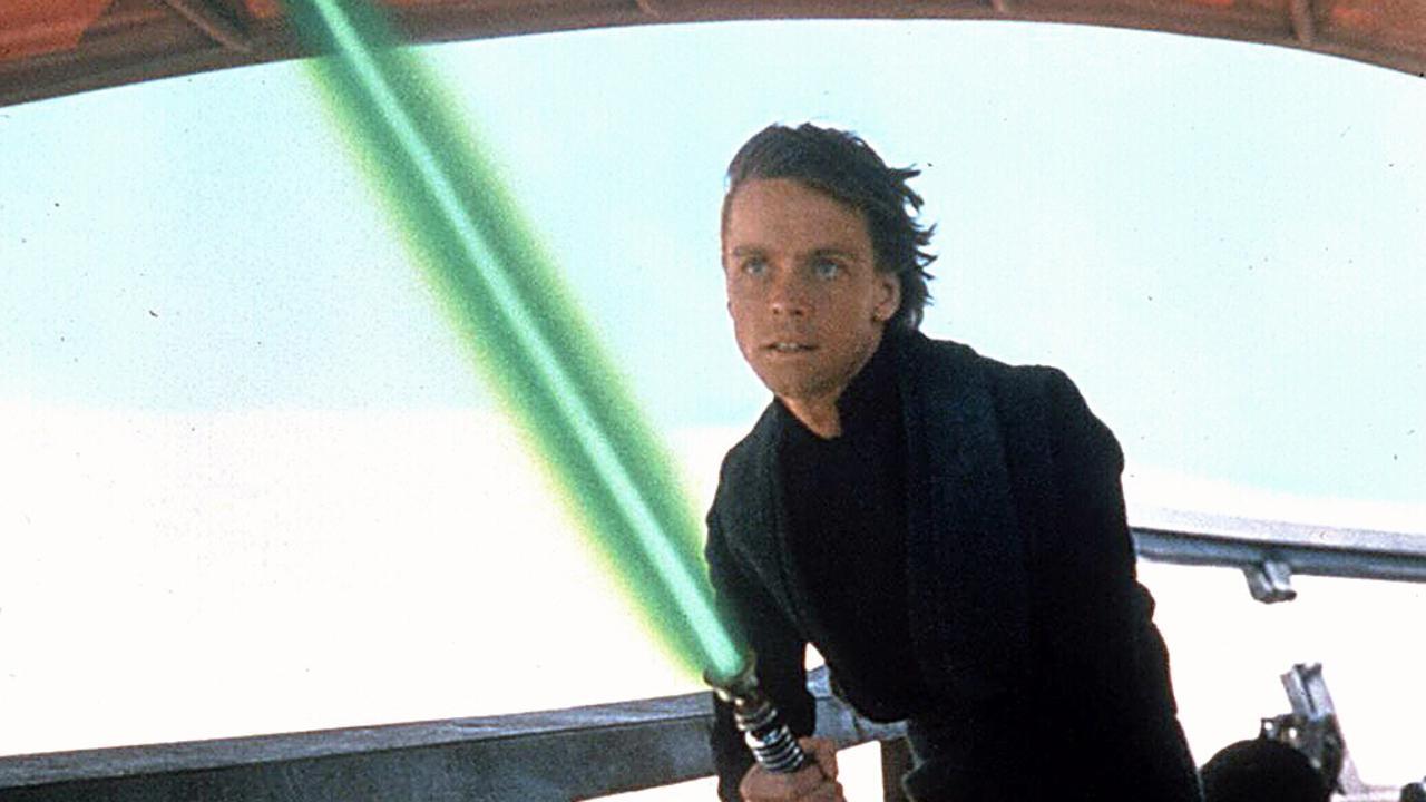Luke Skywalker must learn to master The Force.