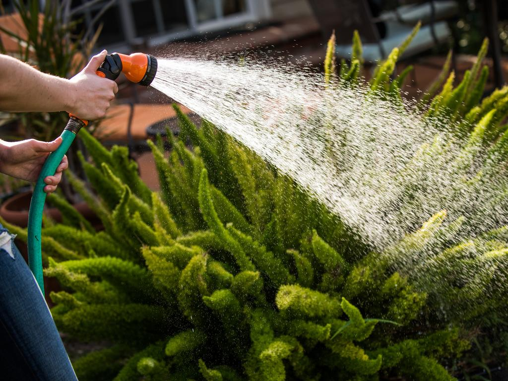 Permanent water restrictions are in place across the region. (Picture: Contributed)
