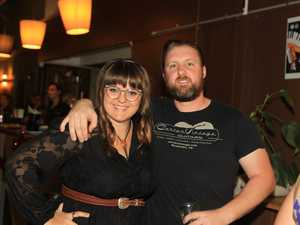 Nitelife: Sue Ray and Will Schaetzl at Bar Wunder.